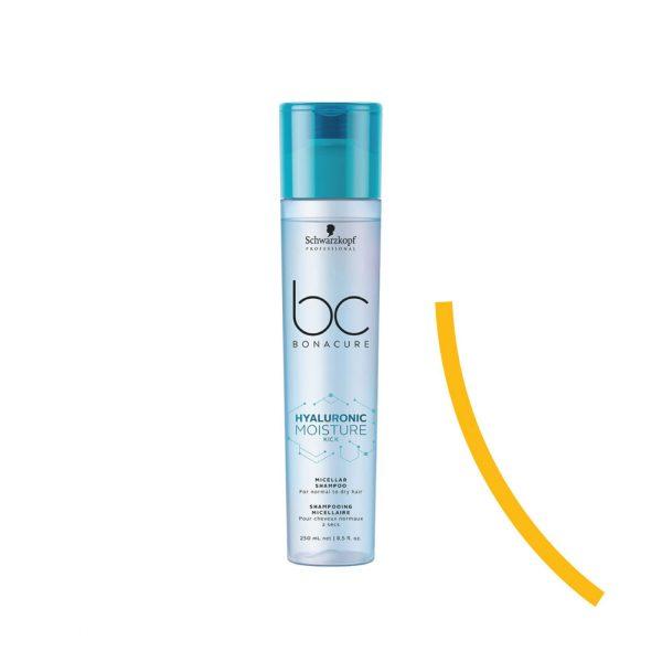 Schwarzkopf Professional // BC Hyaluronic Nem Yükleme Şampuanı 250ml