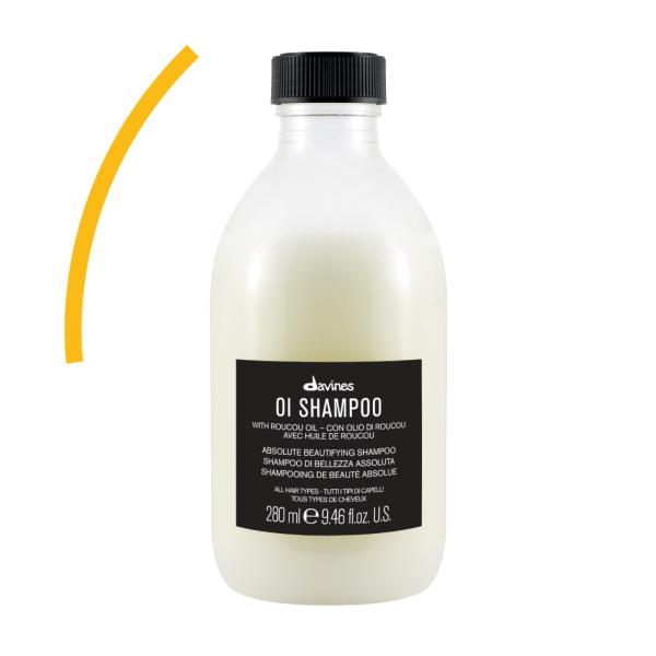Davines // Oi Shampoo-Tüm Saç Tipleri için Şampuan 280ml