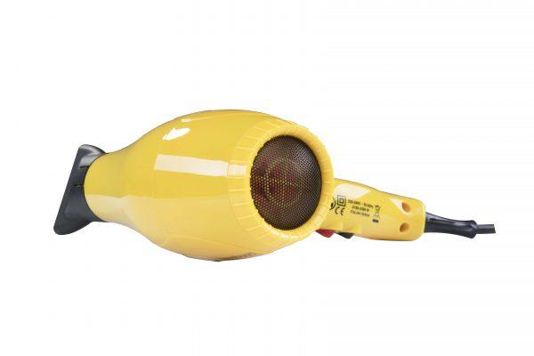 Ventoso // V5 Silex5000 Profesyonel Kuaför Fön Makinesi - Sarı, Flexy Katlanabilir Difüzörlü
