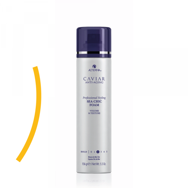 Alterna // Caviar Professional Styling Sea Chic Foam 160ml