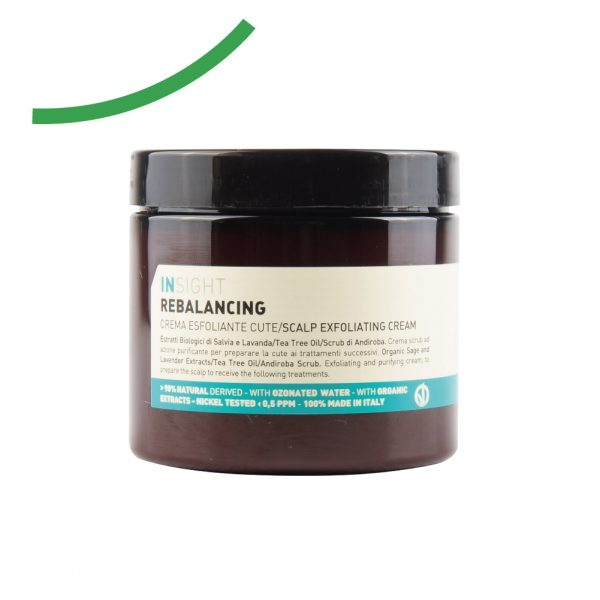 Insight // Rebalancing Scalp Exfolliating Cream Peeling Kremi 180ml