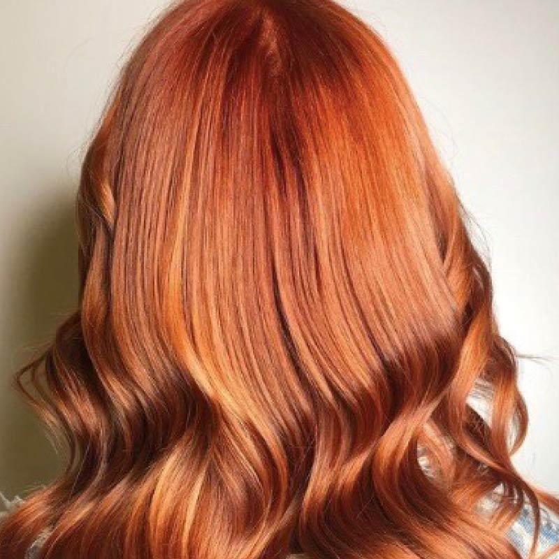2021 Saç Modelleri: Sıcak Tonlar Geliyor