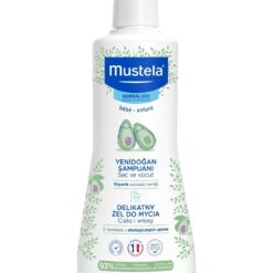 Mustela Gentle Cleasing Yenidoğan Saç Vücut Şampuanı