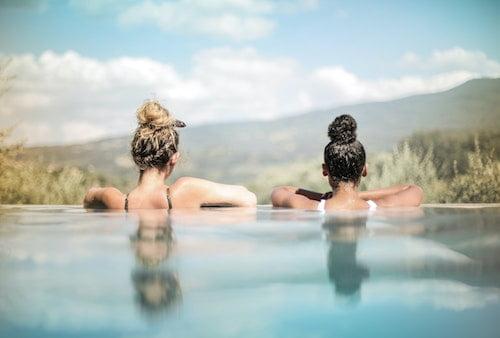 havuz saç bakım sırları