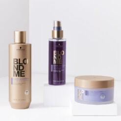 Blondme Cool Blondes Neutralizing Şampuan